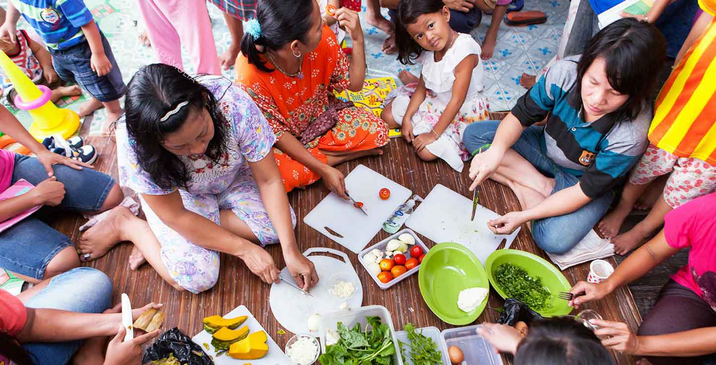 Nutrition Improvement Central Kalimantan